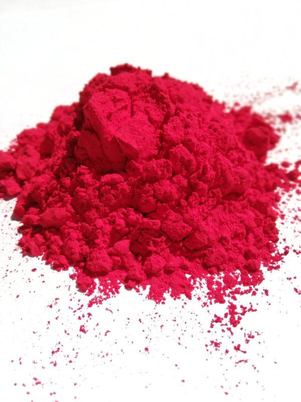 holi proszek czerwony holi powder red