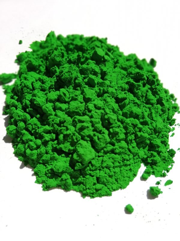 holi proszek zielony Green holi powder