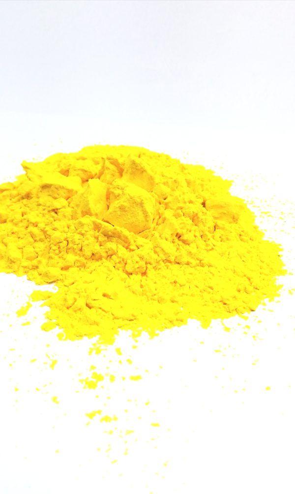 holi proszek żółty holi powder yellow