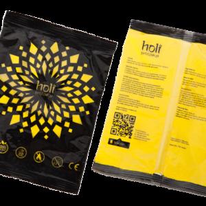 www.holiproszek.pl - Żółty 70g. Holi proszek w intensywnym kolorze żółtym. Niska cena. Wysyłka w 24h. Zamów proszek Holi od holiproszek.pl. Tel: 605666699