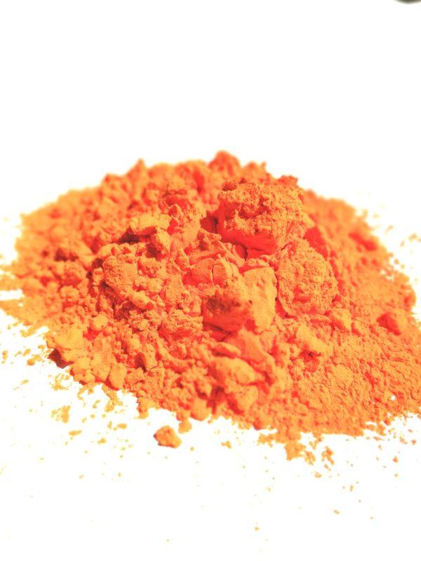 holi powder Orange holi proszek Pomarańczowy