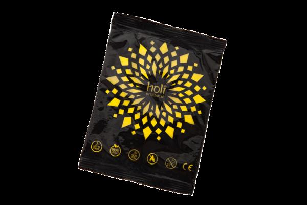 www.holiproszek.pl - Yellow Żółty 70g. Proszek holi w intensywnym kolorze żółtym. Niska cena. Wysyłka w 24h. Zamów proszek Holi od holiproszek.pl
