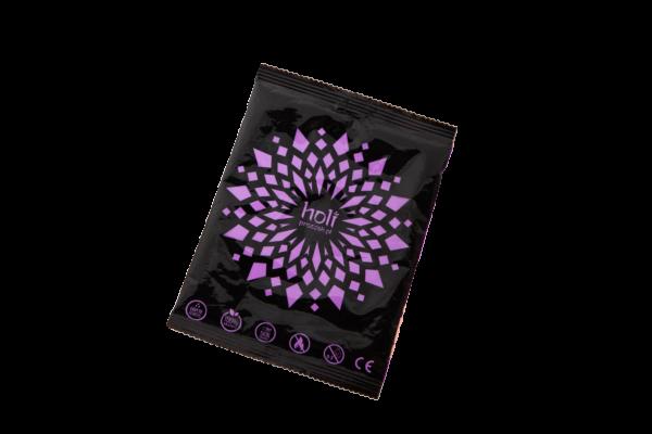www.holiproszek.pl - Neon Purple Fioletowy 70g. Proszek holi w intensywnym kolorze jasno fioletowym. Niska cena. Wysyłka w 24h. Zamów proszek Holi od holiproszek.pl