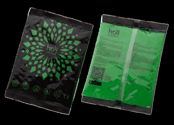 www.holiproszek.pl - Green Zielony 70g. Holi proszek w intensywnym kolorze zielonym. Niska cena. Wysyłka w 24h. Zamów proszek Holi od holiproszek.pl