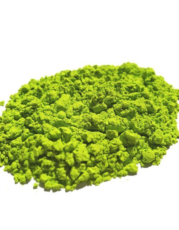 holi proszek zielony Green holi powder