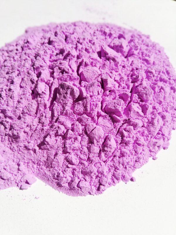 holi powder Neon Purple holi proszek Fiolet UV neonowy